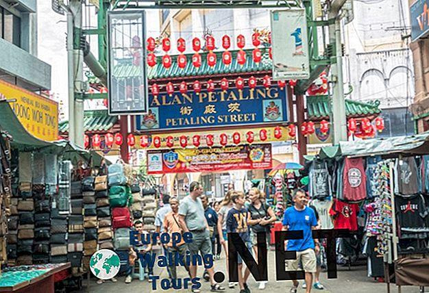 Unde să stați în Bangkok: cele mai bune vecini și hoteluri