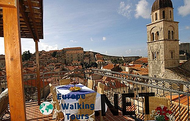 Unterkunft in Dubrovnik: Die besten Gegenden und Hotels