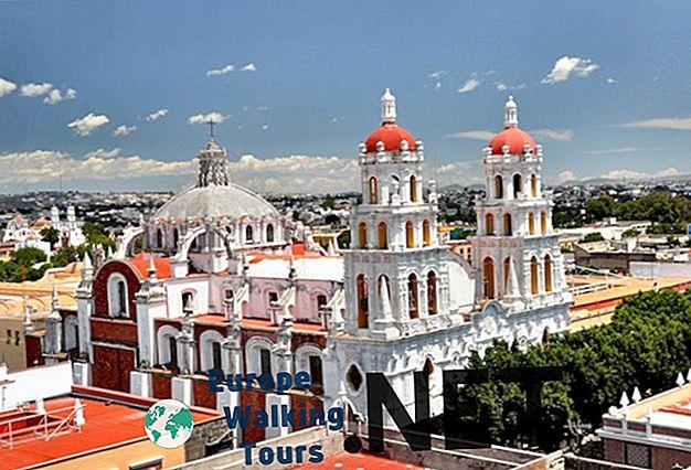 10 najboljih mjesta za posjetiti u Meksiku
