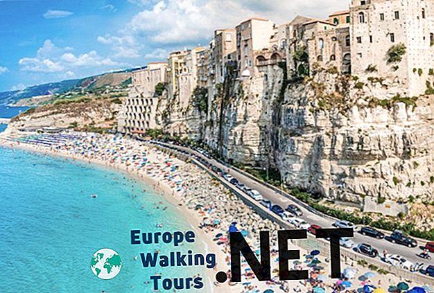 10 najbardziej niesamowitych miejsc w południowych Włoszech