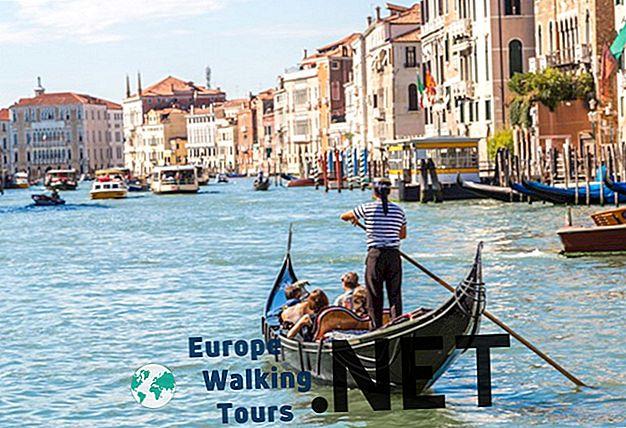 Как да прекарате една седмица в Италия Проба Маршрут