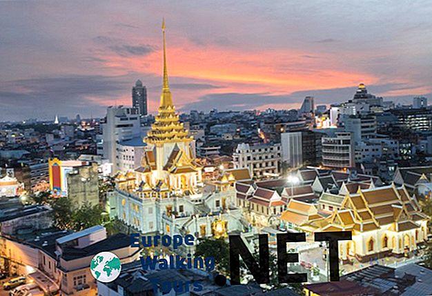 17 Top Sehenswürdigkeiten in Bangkok