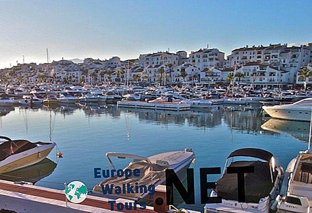 10 Top-Reiseziele in Südspanien