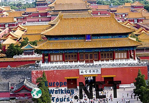 Topp 10 turistattraksjoner i Beijing