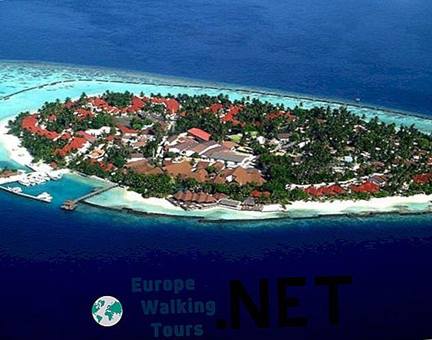 10 사진 위 : 몰디브