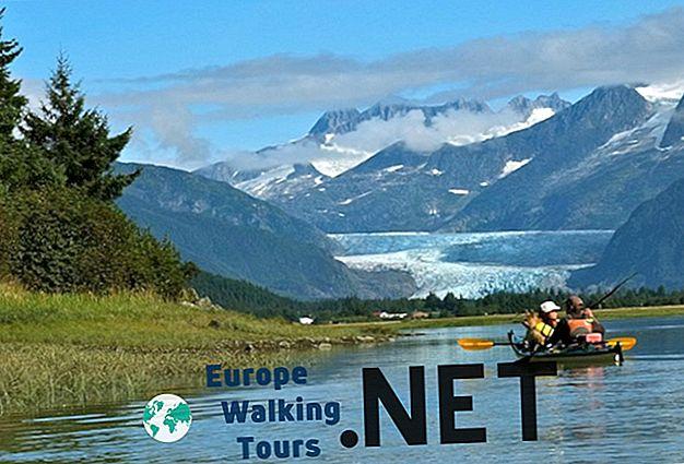 10 bedste steder at besøge i Alaska