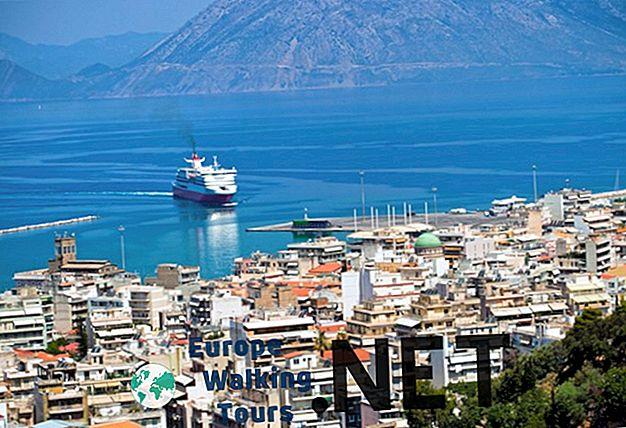15 най-добри градове за посещение в Гърция