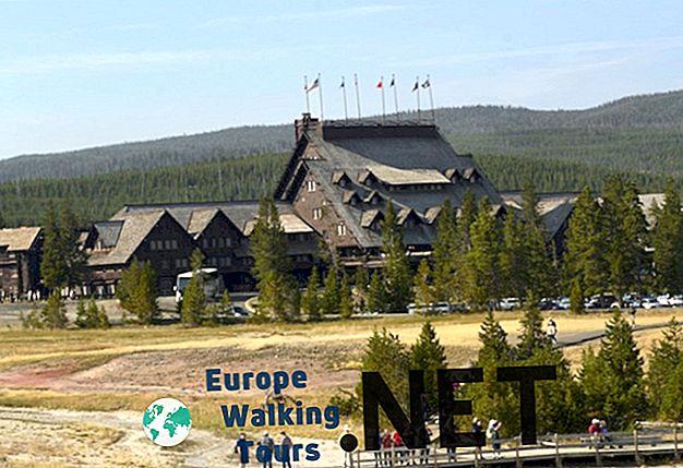 Gdje odsjesti u Nacionalnom parku Yellowstone: Najbolja mjesta i hoteli