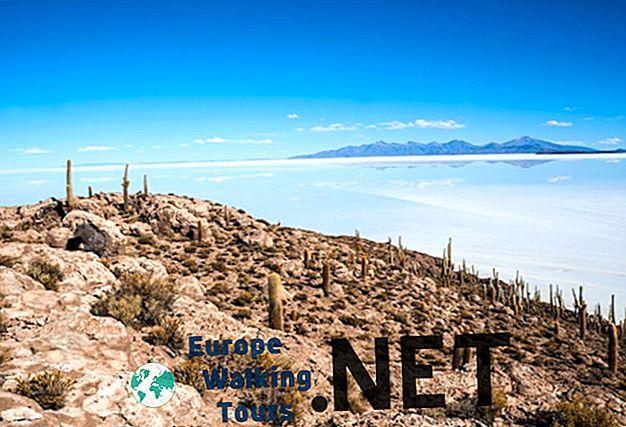 Două săptămâni în Itinerariul Boliviei
