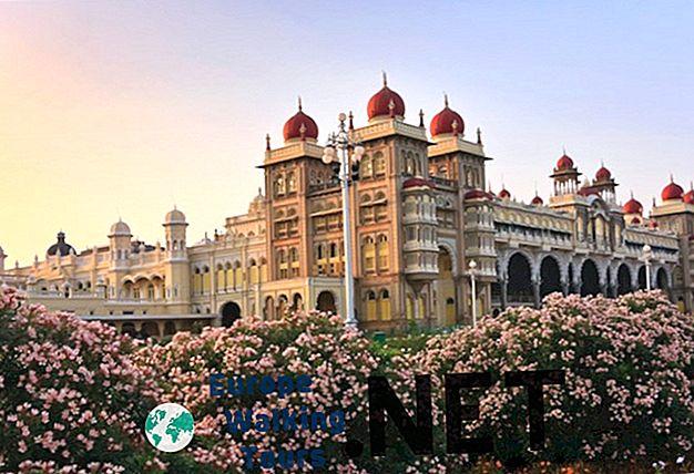 10 най-красиви дворци в света