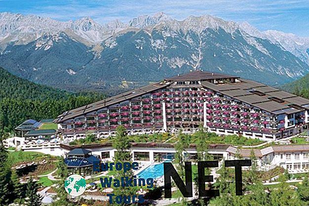11 beste Übernachtungsmöglichkeiten in Österreich