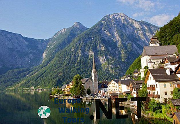 17 Najboljših turističnih znamenitosti v Avstriji