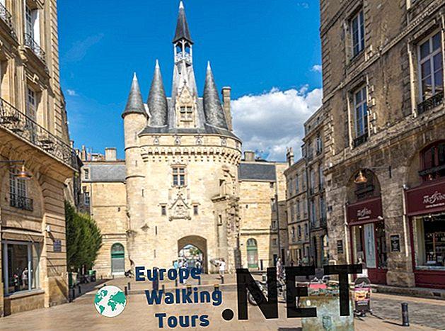 17 geriausių miestų apsilankyti Prancūzijoje