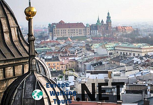 10 beste steder å besøke i Polen