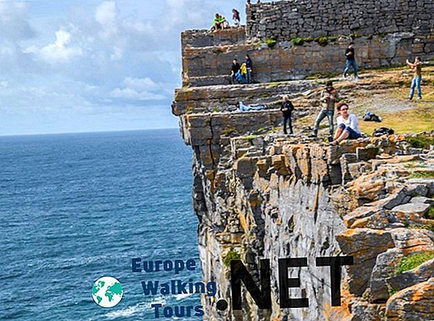 15 الجذب السياحي الأعلى في أيرلندا