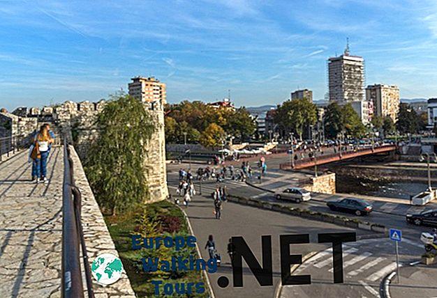 15 лучших городов для посещения в Сербии