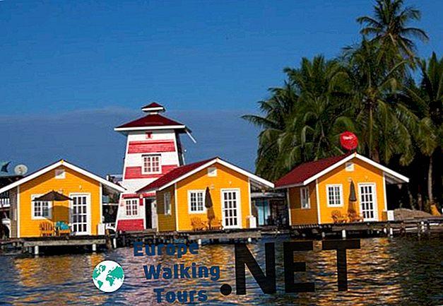 10 najboljih mjesta za posjetiti u Panami