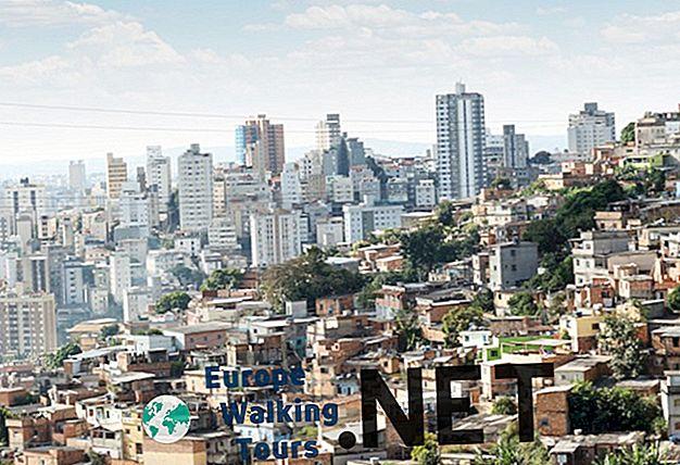 17 beste byer å besøke i Brasil