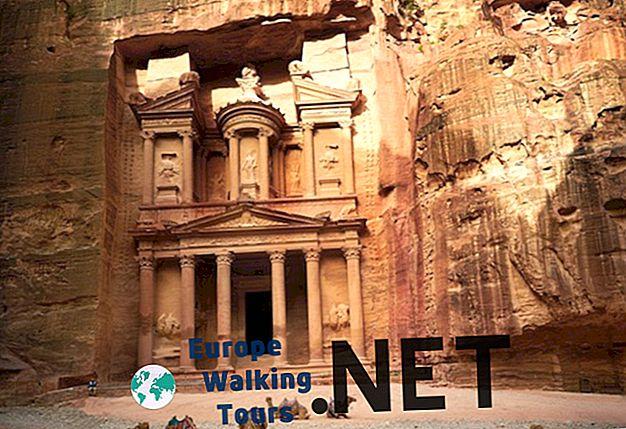 أفضل 10 أماكن للزيارة في الأردن
