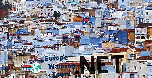 10 glavnih turističnih znamenitosti v Maroku