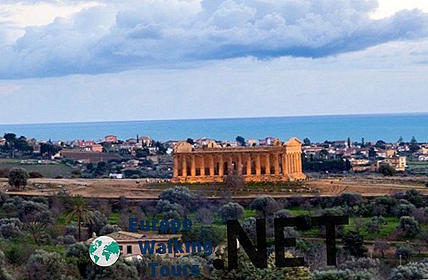 Как да прекарате 10 дни в пробния маршрут на Сицилия