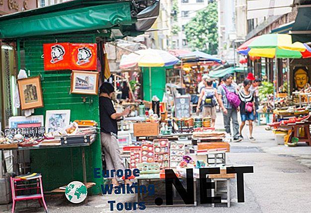 Übernachten in Hong Kong: Beste Stadtviertel und Hotels