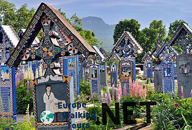 15 Top Touristenattraktionen in Rumänien