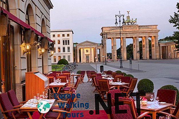 Где да бъдете в Берлин: Бест Ареас & Хотелс