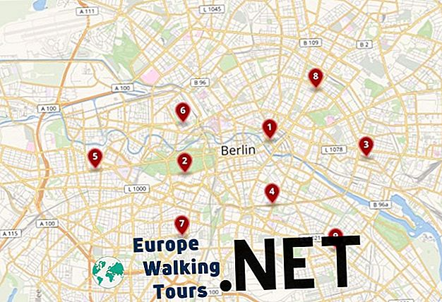 Najbolje mjesto za upoznavanje u Berlinu