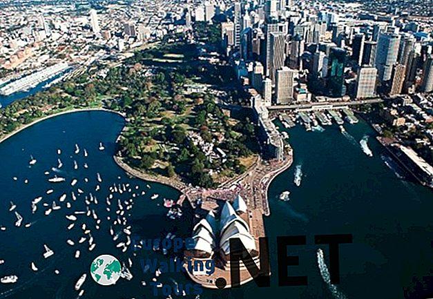 10 Топ туристически атракции в Сидни