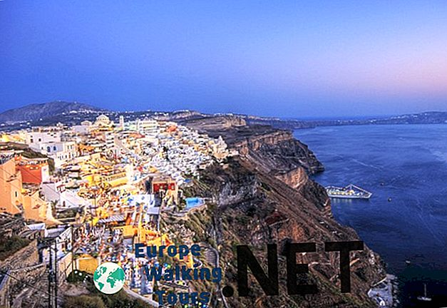10 populārākās tūristu apskates vietas Grieķijā