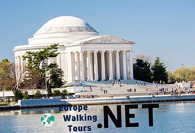 10 Top Sehenswürdigkeiten in Washington DC