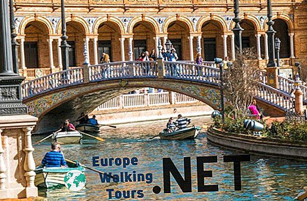 Cum să petreceți 2 săptămâni în Spania Exemplar itinerar