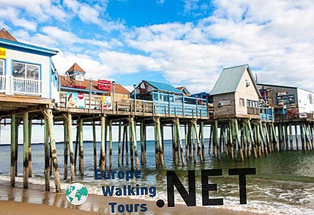 10 besten Orte in Maine zu besuchen