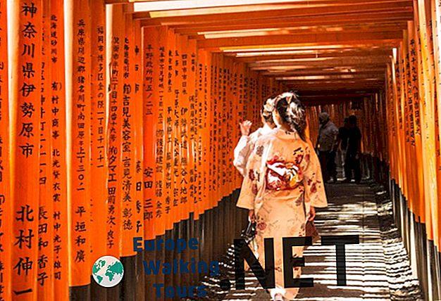 10 besten Orte in Japan zu besuchen