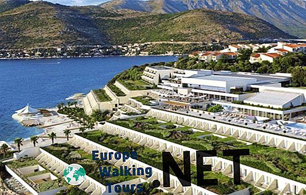10 geriausių paplūdimio kurortų Kroatijoje