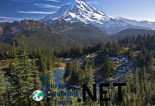 10 besten Orte in Washington State zu besuchen