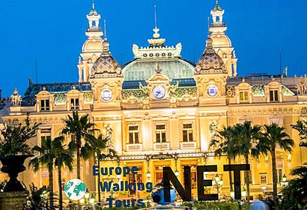 10 Топ Туристичке атракције у Монаку