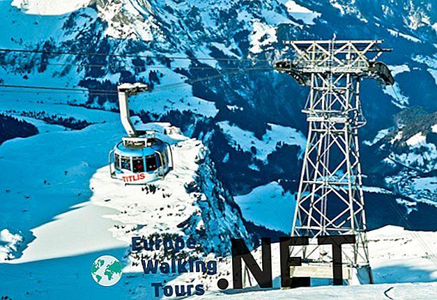 5 najboljših dnevnih izletov v Švici