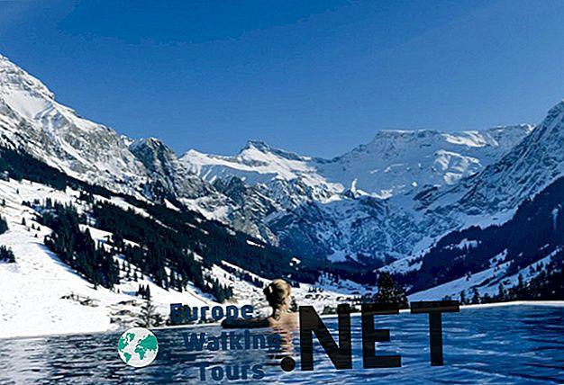 9 najbolj neverjetnih hotelov v Švici