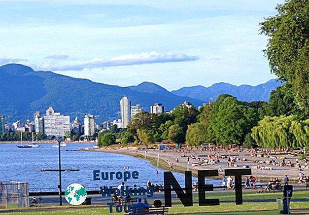 10 beste plaatsen om te bezoeken in British Columbia