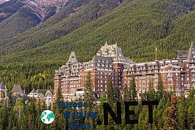 Die 11 besten Übernachtungsmöglichkeiten in Kanada