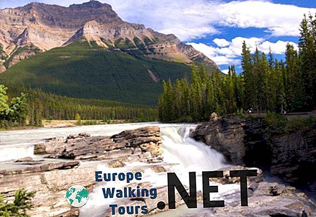 10 najboljših turističnih znamenitosti v Kanadi