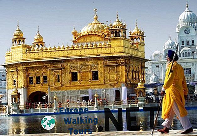 10 besten Orte in Indien zu besuchen