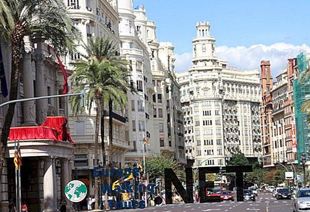 17 nejlepších měst k návštěvě ve Španělsku