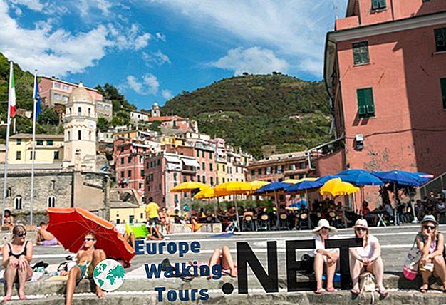 Übernachtungsmöglichkeiten in Cinque Terre: Die besten Städte und Hotels