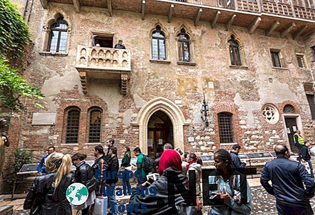 12 مناطق الجذب السياحي الأعلى في فيرونا