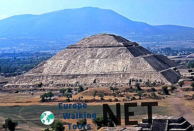 8 plus grandes pyramides du monde