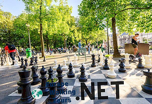 15 Tarikan Pelancong Teratas di Geneva
