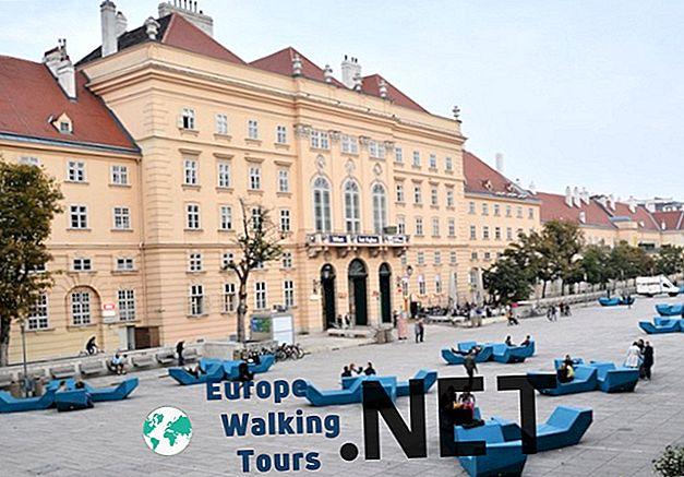 25 Top Touristenattraktionen in Wien